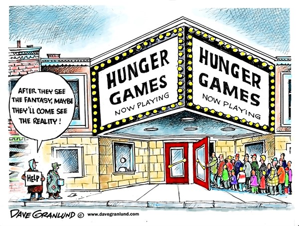 The Hunger Games Themes and Issues