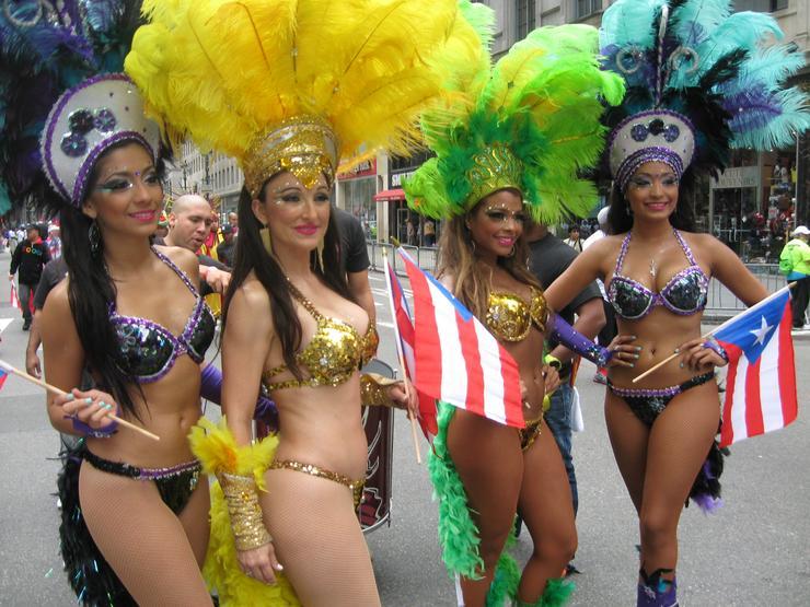 Puerto rican women, scots girl naked
